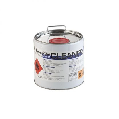 FLAGON CLEANER PVC