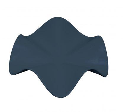 ÁNGULO ONDA FLAGON PVC