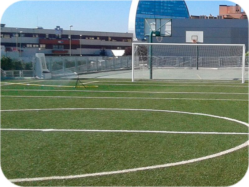 Césped-artificial-campo-de-futbol