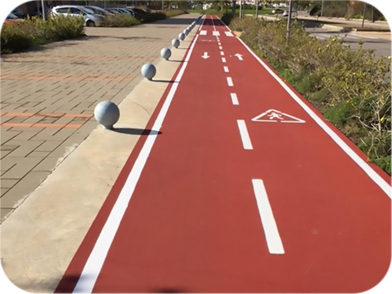 revestimieno rugoso para pavimentos urbanos