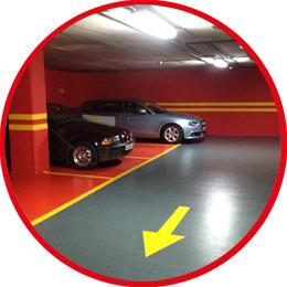 Suelos para garajes y cocheras