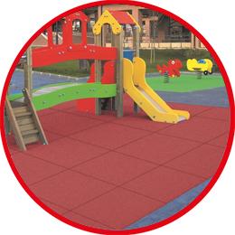 Suelos para parques infantiles