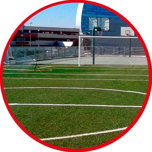 Pavimentos deportivos fútbol