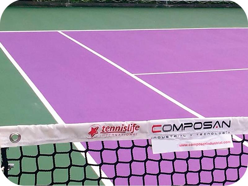 Pista-de-tenis-morada