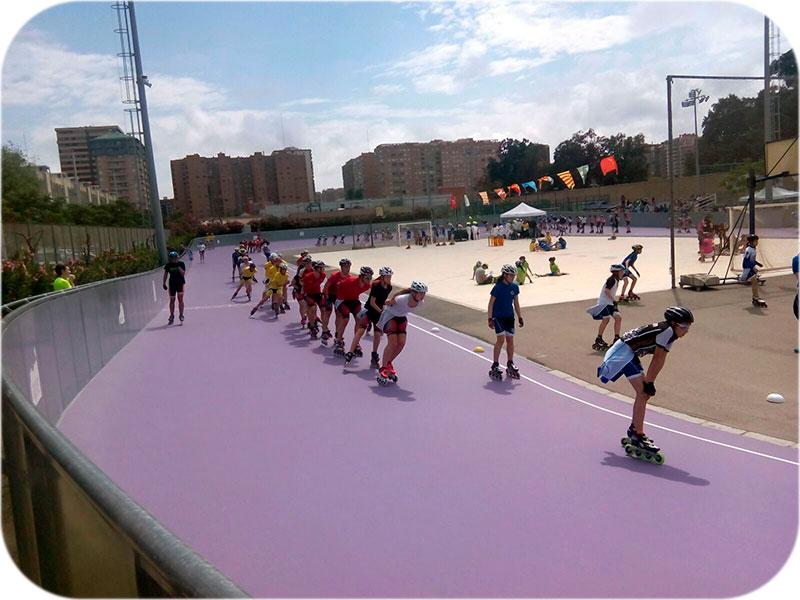 Pista-patines-en-Linea-Composport-Skating-de-Impercanal